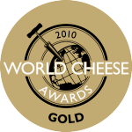 Gold World Cheese Award 2010